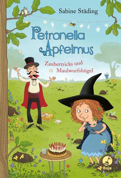 Buch-Reihe Petronella Apfelmus von Sabine Städing