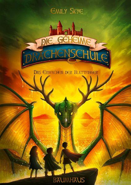 Buch-Reihe Die geheime Drachenschule