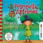 Das Stinkeparfüm, Der Zaubersauberbesen, Der verlorene Ring, Die Doppelgängerin / Petronella Apfelmus - Hörspiele zur TV-Serie Bd.8 (CD)