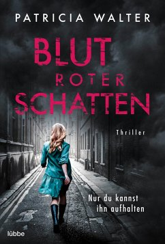Blutroter Schatten - Walter, Patricia