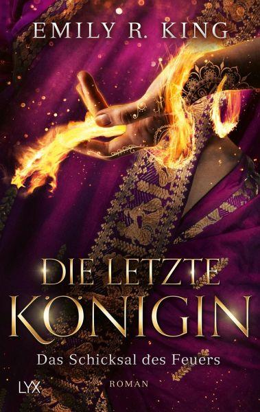 Buch-Reihe Die letzte Königin