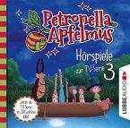 Rettet Amanda!, Vollmondparty, Hatschi / Petronella Apfelmus - Hörspiele zur TV-Serie Bd.3 (CD)