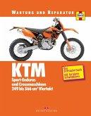 KTM Sport-Enduros und Crossmaschinen