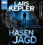 Hasenjagd / Kommissar Linna Bd.6 (1 MP3-CD)