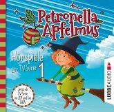 Der Oberhexenbesen, Papa ist geschrumpft, Verwichtelte Freundschaft / Petronella Apfelmus - Hörspiele zur TV-Serie Bd.1 (CD)
