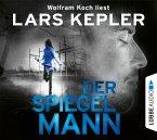 Der Spiegelmann / Kommissar Linna Bd.8 (8 Audio-CDs)