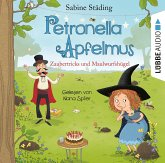 Zaubertricks und Maulwurfshügel / Petronella Apfelmus Bd.8 (2 Audios-CDs)