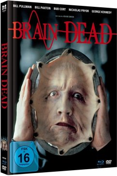Brain Dead-Uncut Limited Mediabook-Edition - Pullman,Bill/Paxton,Bill/Kennedy,George