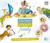 Feiert Jesus! Family, 3 Audio-CD