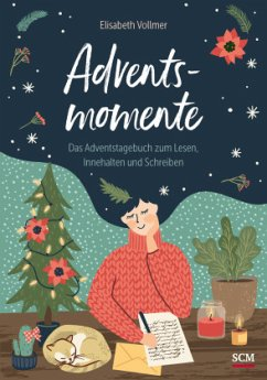 Adventsmomente - Vollmer, Elisabeth