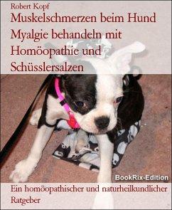 Muskelschmerzen beim Hund Myalgie behandeln mit..