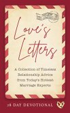 Love's Letters: A Collection of Timeless Relationship Advice from Today's Hottest Marriage Experts (eBook, ePUB)