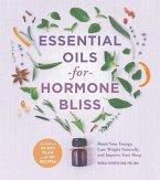 Essential Oils for Hormone Bliss