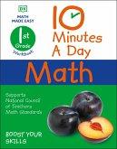 10 Minutes a Day Math, 1st Grade