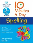 10 Minutes a Day Spelling, 2nd Grade