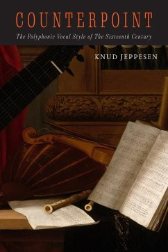 Counterpoint - Jeppesen, Knud