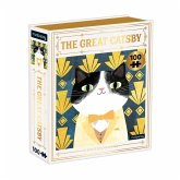 The Great Catsby Bookish Cats 100 Piece Puzzle