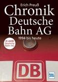 Chronik Deutsche Bahn AG (Mängelexemplar)
