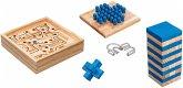 Philos 3090 - Spielesammlung 5in1, Puzzle & Game Collection