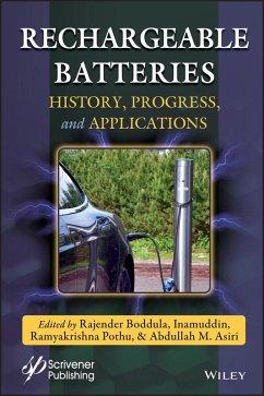 Rechargeable Batteries (eBook, ePUB)