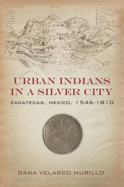 Urban Indians in a Silver City - Velasco Murillo, Dana