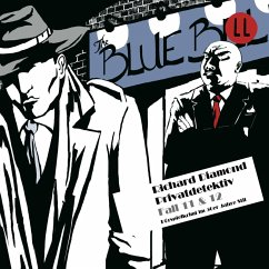 Richard Diamond, Folge 11: Der Nachtclub-Fall / Mr. Walkers Problem (MP3-Download) - Edwards, Blake