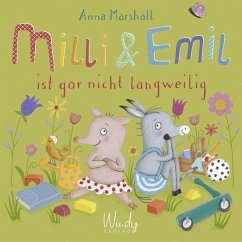Milli & Emil ist gar nicht langweilig - Marshall, Anna