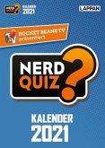 Rocket Beans TV - Nerd Quiz-Kalender 2021 mit Fragen rund um Games, Filme und Popkultur