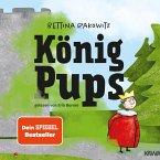 König Pups, 1 Audio-CD