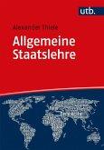Allgemeine Staatslehre (eBook, ePUB)