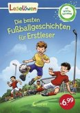 Leselöwen - Die besten Fußballgeschichten für Erstleser (Mängelexemplar)