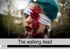The walking dead (Wall Calendar 2021 DIN A3 Landscape)