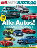 Auto-Katalog 2019 (Mängelexemplar)