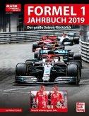 Formel 1-Jahrbuch 2019 (Mängelexemplar)