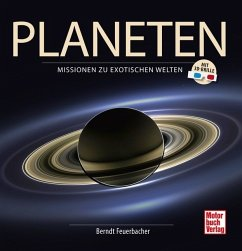 Planeten, m. 3D Brille (Mängelexemplar) - Feuerbacher, Berndt