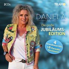 Die Große Jubiläums-Edition - Alfinito,Daniela