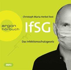 Infektionsschutzgesetz (IfSG), 1 MP3-CD - Infektionsschutzgesetz (IfSG), 1 MP3-CD