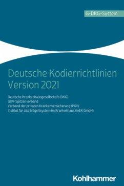 Deutsche Kodierrichtlinien Version 2021