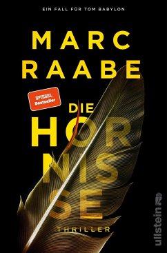 Die Hornisse / Tom Babylon Bd.3 - Raabe, Marc