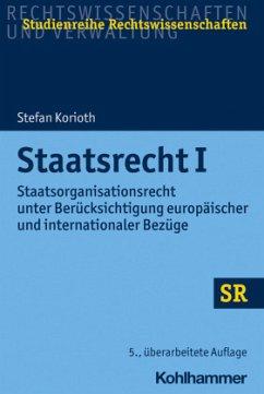 Staatsrecht I - Korioth, Stefan