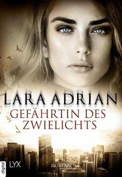 Gefährtin des Zwielichts / Midnight Breed Bd.17 (eBook, ePUB) - Adrian, Lara