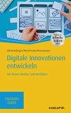 Digitale Innovationen entwickeln (eBook, PDF)