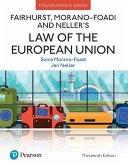Fairhurst, Morano-Foadi and Neller's Law of the European Union (eBook, PDF)
