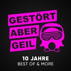 Best Of & More (Ltd.3cd Deluxe Edition) - Gestört Aber Geil