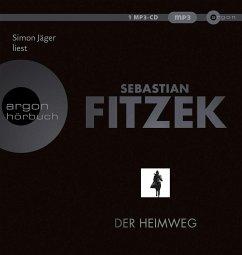 Der Heimweg, 1 MP3-CD - Fitzek, Sebastian