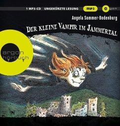 Der kleine Vampir im Jammertal / Der kleine Vampir Bd.7 (1 MP3-CD) - Sommer-Bodenburg, Angela