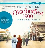 Oktoberfest 1900 - Träume und Wagnis, 2 MP3-CD