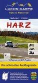 Luchskarte Harz Auto & Motorrad
