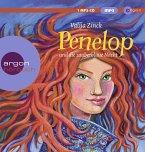 Penelop und die zauberblaue Nacht / Penelop Bd.2 (1 MP3-CD)