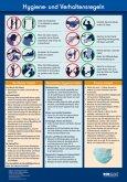 Faltkarte Hygiene- und Verhaltensregeln